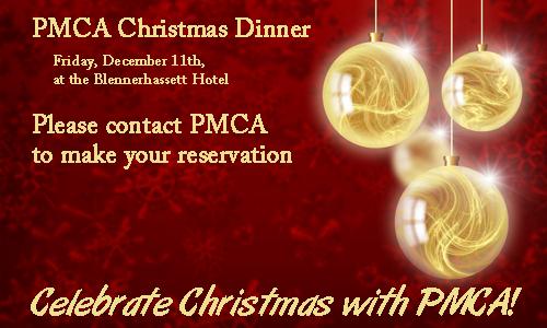 PMCA Christmas Dinner